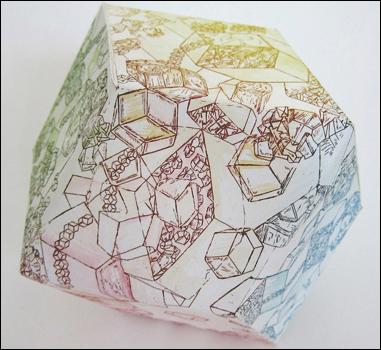 Gemma Anderson's math-art