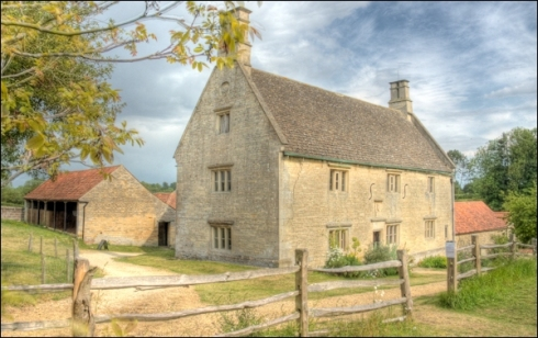 Woolsthorpe Manor - Newton's Lincolnshire birthplace (credit: David Ireland)